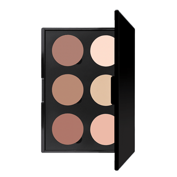 Light contour pallet - cream smooth contouring kit