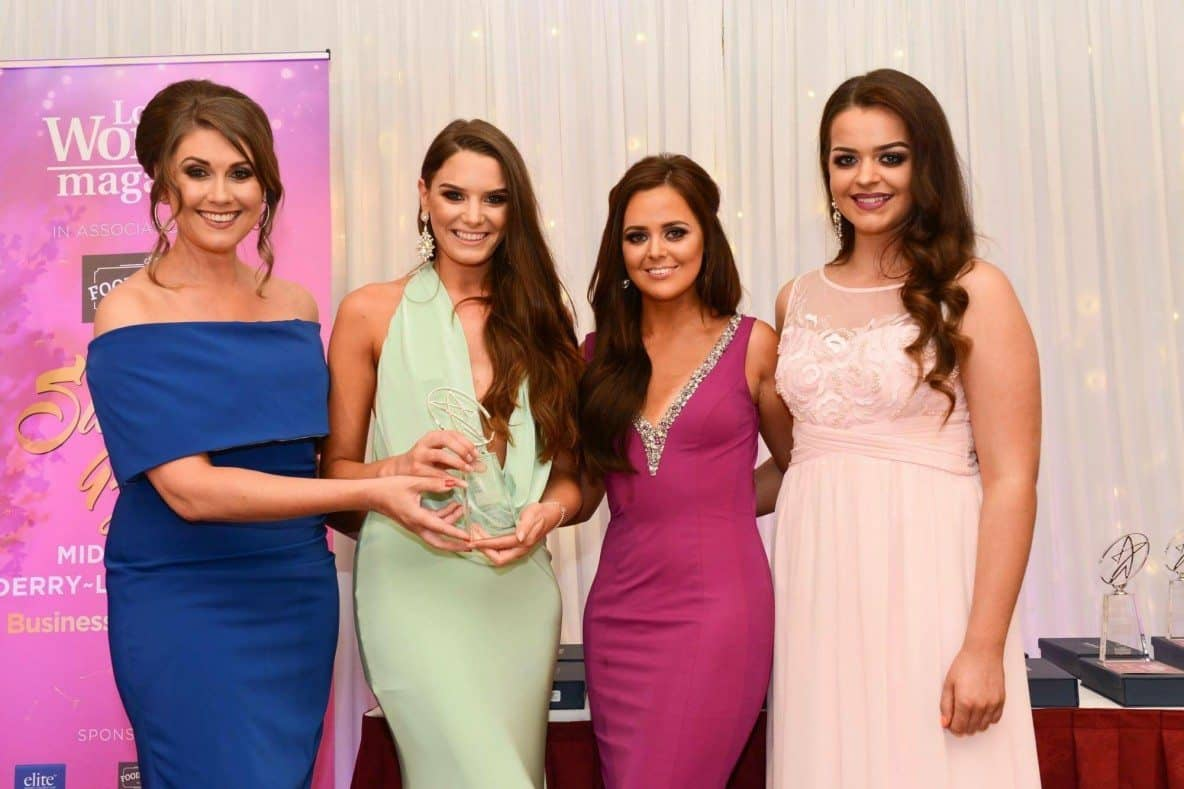 Local women makeup artist of the year