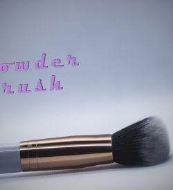 Powder Brush Rosemary Wright Makeup Artist