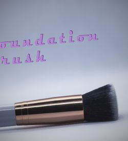 Foundation Brush Rosemary Wright Makeup Artist